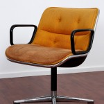 "Charles Pollock - Fauteuil de bureau modèle ""Executive Armchair"""
