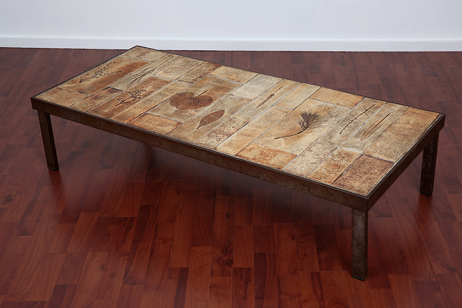Roger CAPRON  MG Galerie -> Table Basse Capron