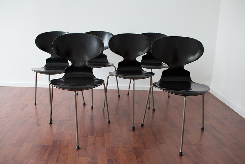 arne jacobsen mg galerie. Black Bedroom Furniture Sets. Home Design Ideas