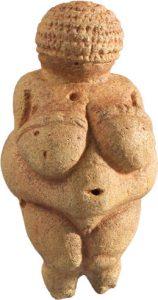 La Vénus de Willendorf. Crédit : Museum d'Histoire Naturelle de Vienne